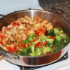 Easy Chicken and Veggie Stir Fry