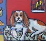 Brooke Howie Pet Portrait