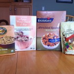 Favorite Cereals
