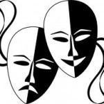 musical theater masks