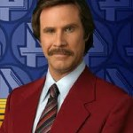Will Ferrell Anchorman