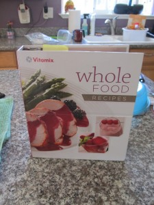 Vitamix Whole Foods Cookbook