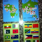 Flag Frenzy Cards