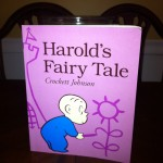 Harold and the Purple Crayon Fairy Tale