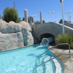 Waterslide Park Family Outing