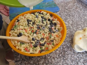 Perfect Macaroni Salad Add Olives