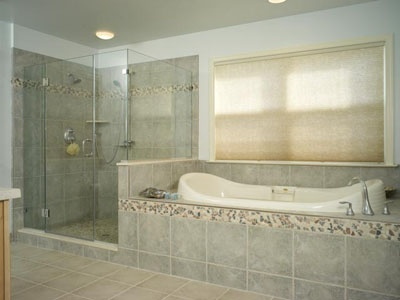 pinterest master bathroom