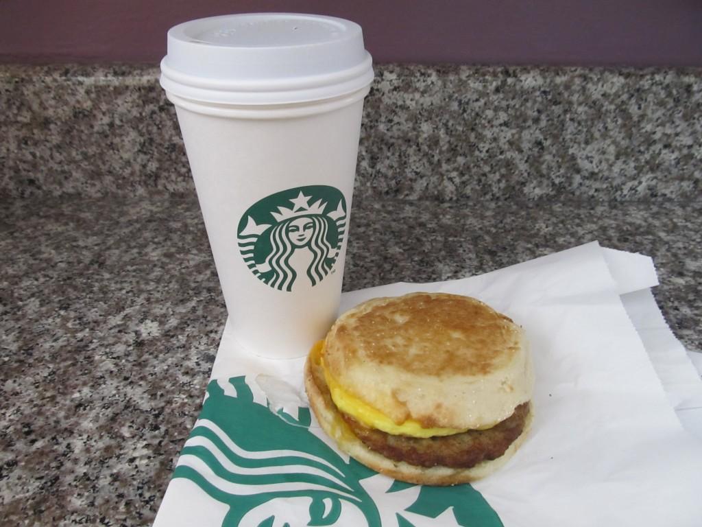 My Starbucks Favorites