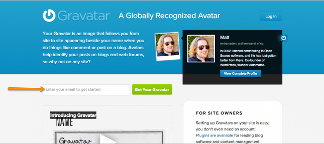 make your own gravatar