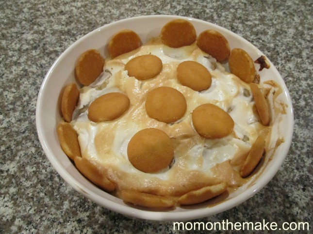 Nilla Wafer Banana Pudding Recipe — Dishmaps