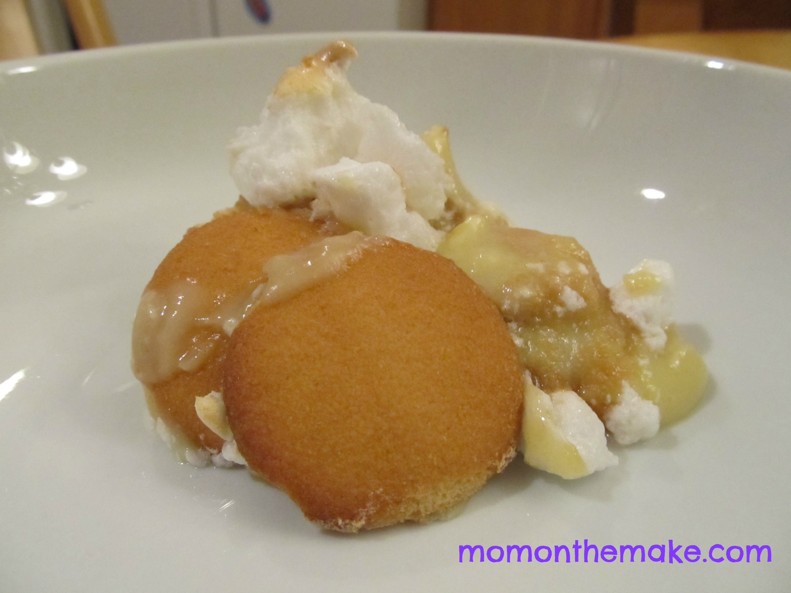 nilla wafer banana pudding recipe | Mom on the Make