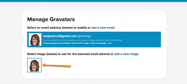 how to make a gravatar