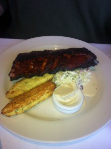 Barbecued Ribs, Mustards Grill