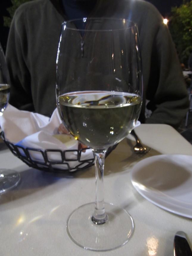 Baileyana Chard Wine Napa