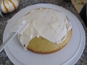 Magnolia Bakery Vanilla Cake