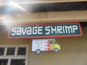 Savage Shrimp Kukui ula