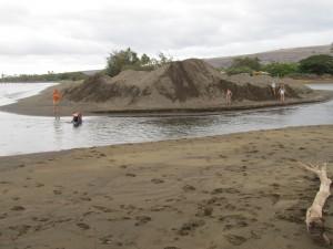 sand dunes kauai