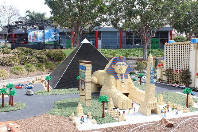 luxor at legoland