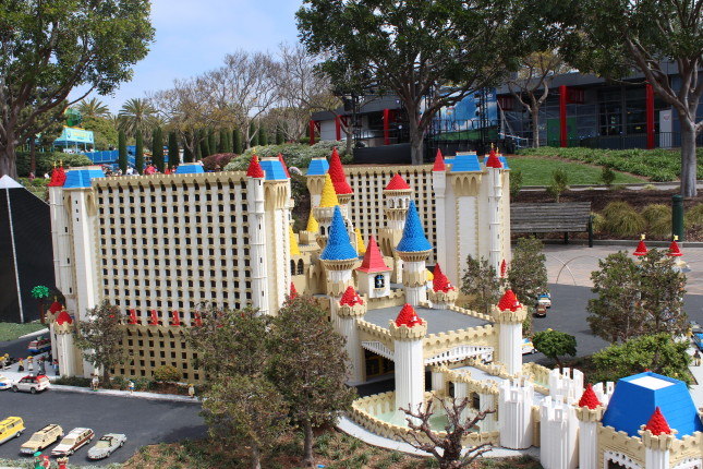 excalibur at legoland