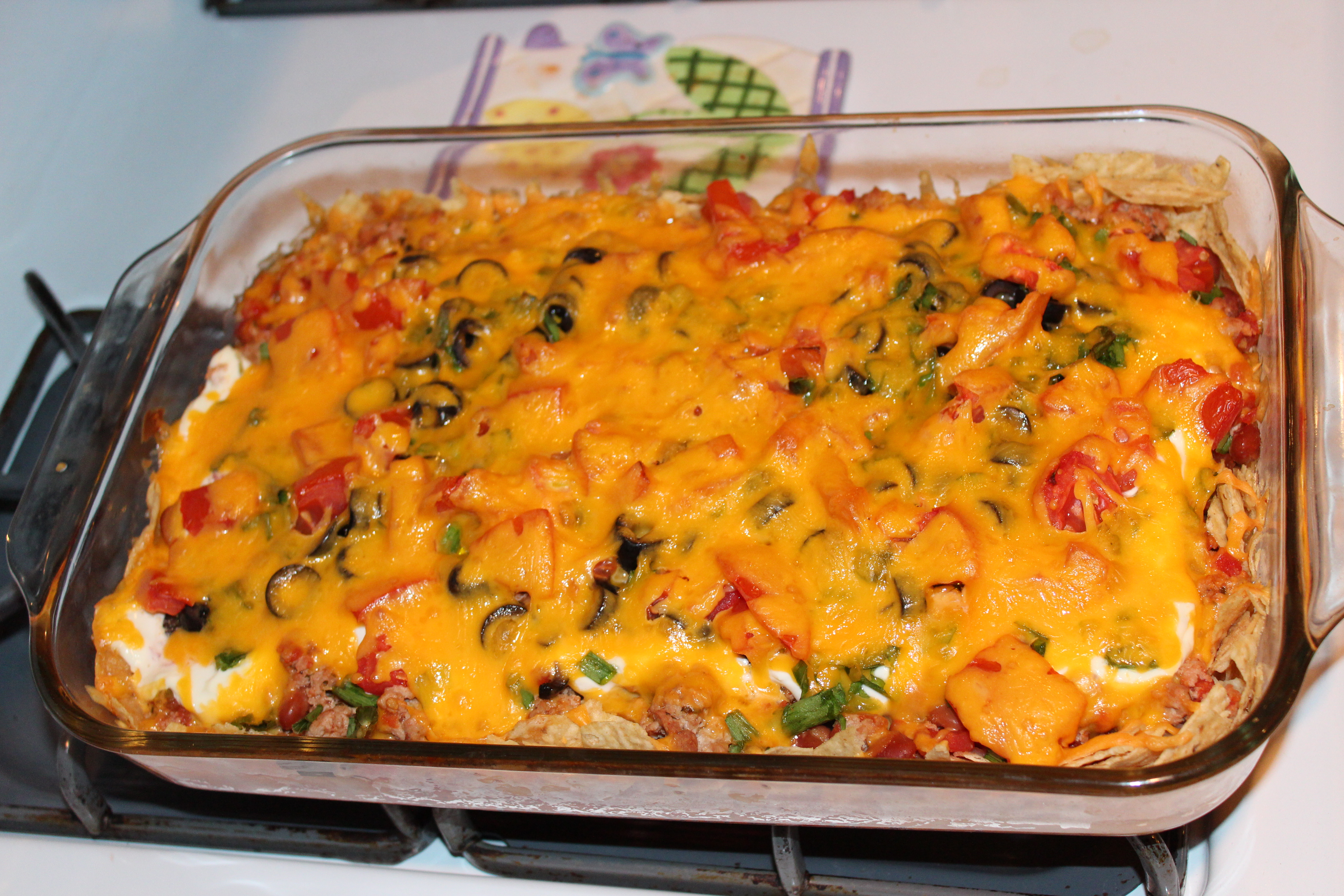 Mexican Casserole | Plain Chicken 1600 · 1302