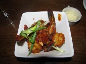black tiger shrimp bar a cuda