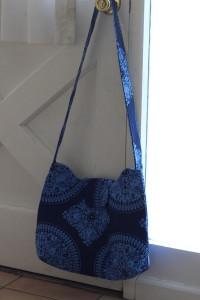 Mabel Messenger Bag